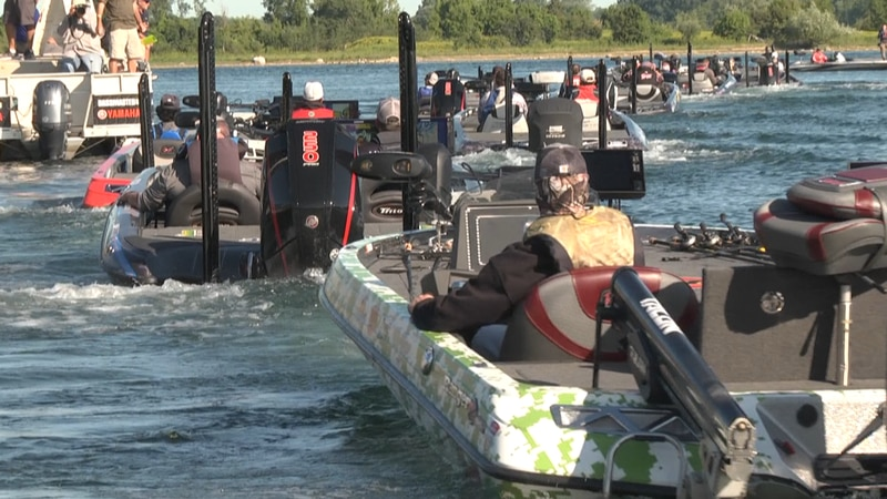 In just a few short weeks, some of the top anglers from around the world will be in Waddington...