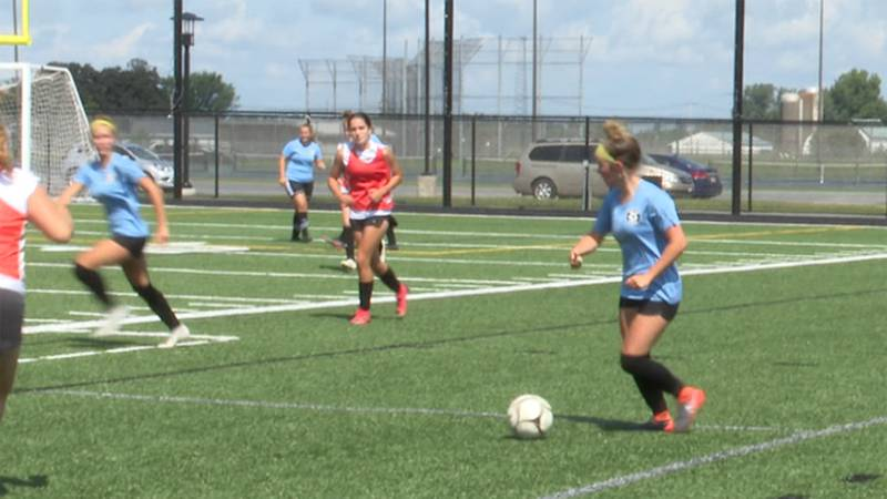 Despite losing several players to graduation, the Beaver River girls' soccer team is off to a...