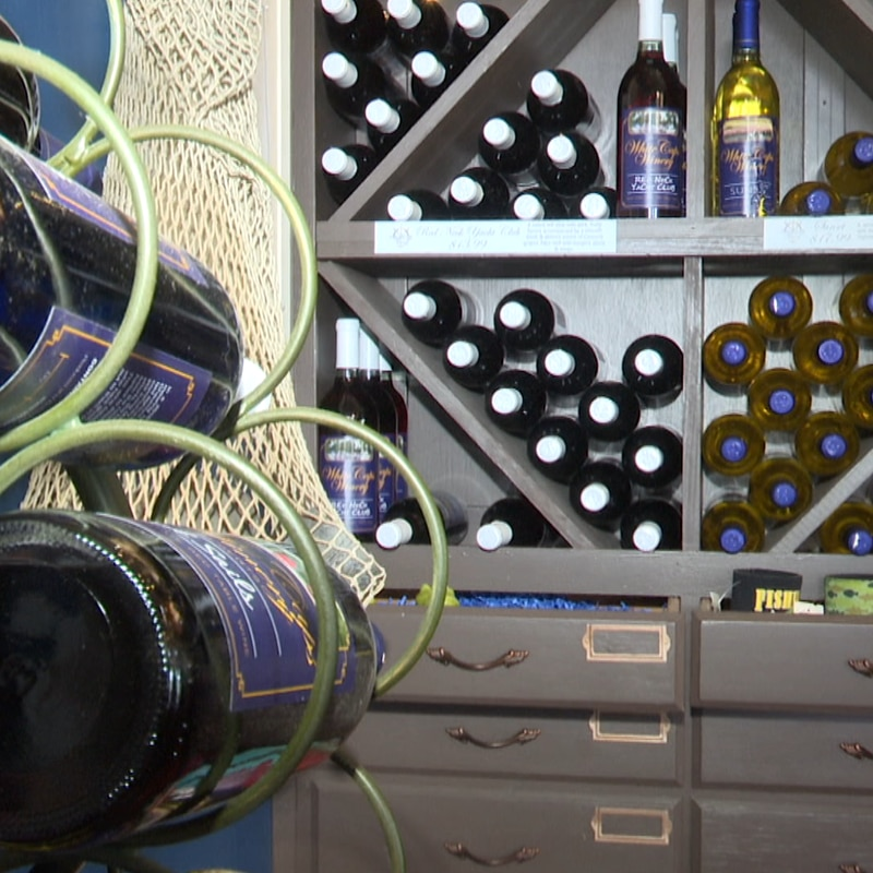 Two waterside wineries are on the trail after years of waiting.