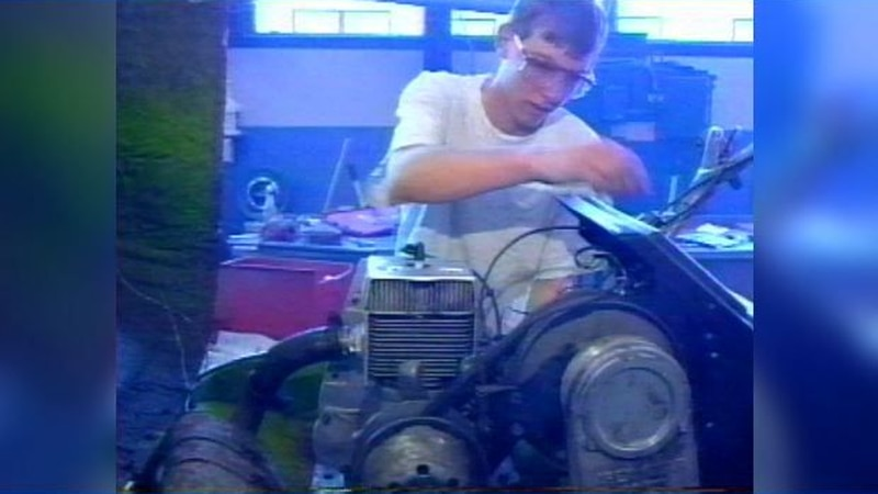 WWNY Blast from the Past: 1998 automotive class