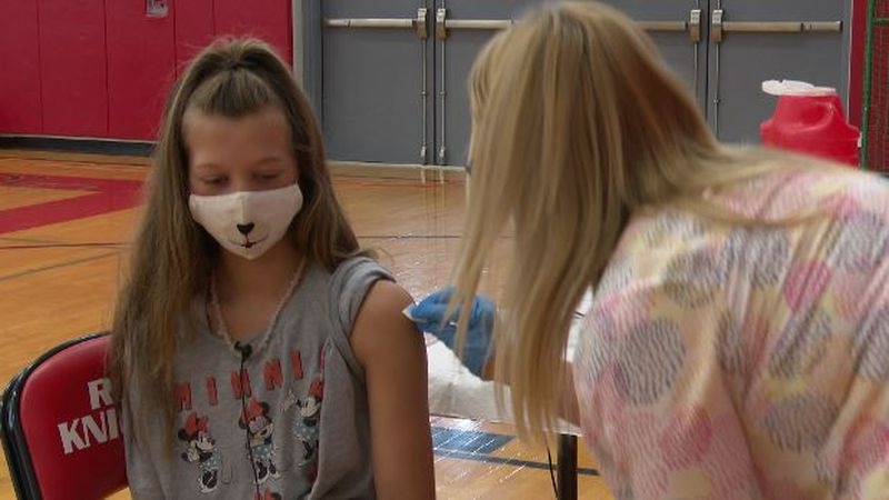 LaFargeville vaccination clinic