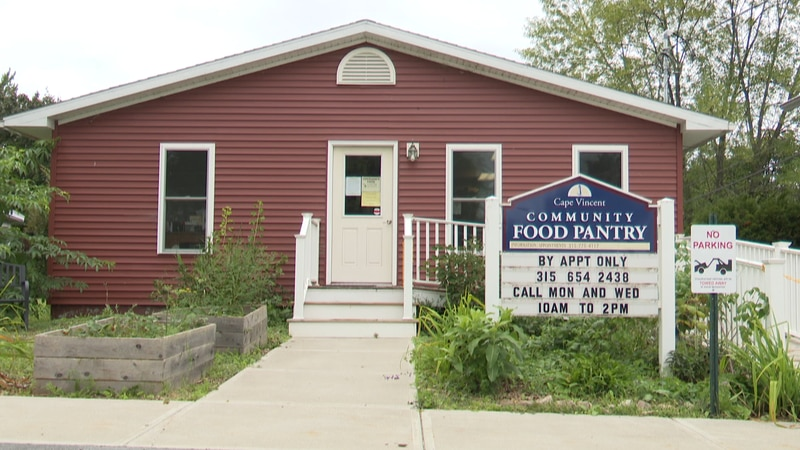 In Cape Vincent, a community organization is expanding the ways in which it helps residents.