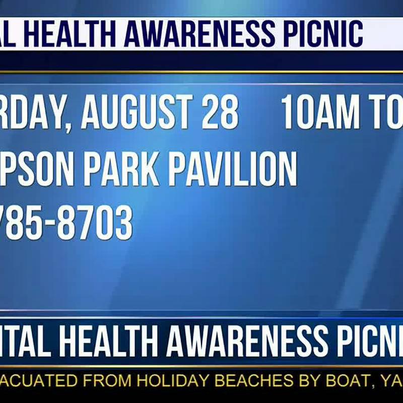 Mental Health Awareness Picnic