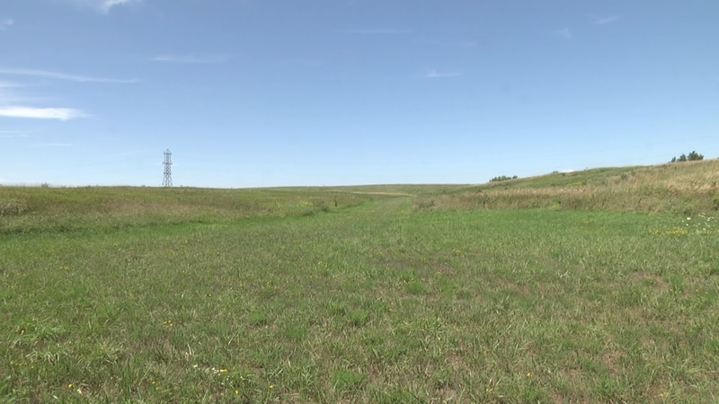Right now, Watertown's old city landfill isn't being used for much, but the city has the...