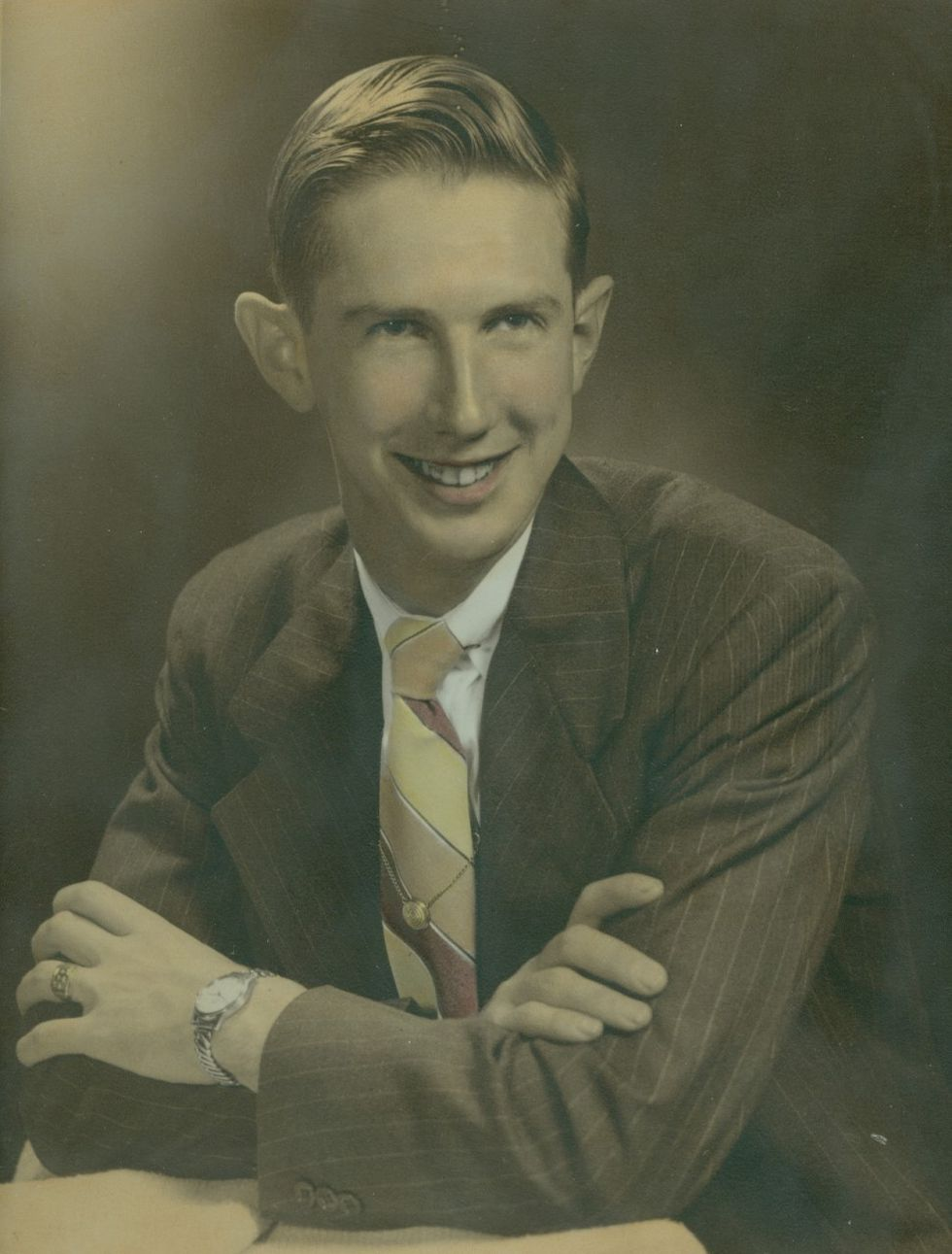A Mass of Christian Burial for Harvey W. Pearson, 92, a resident of Norfolk, will be held on...