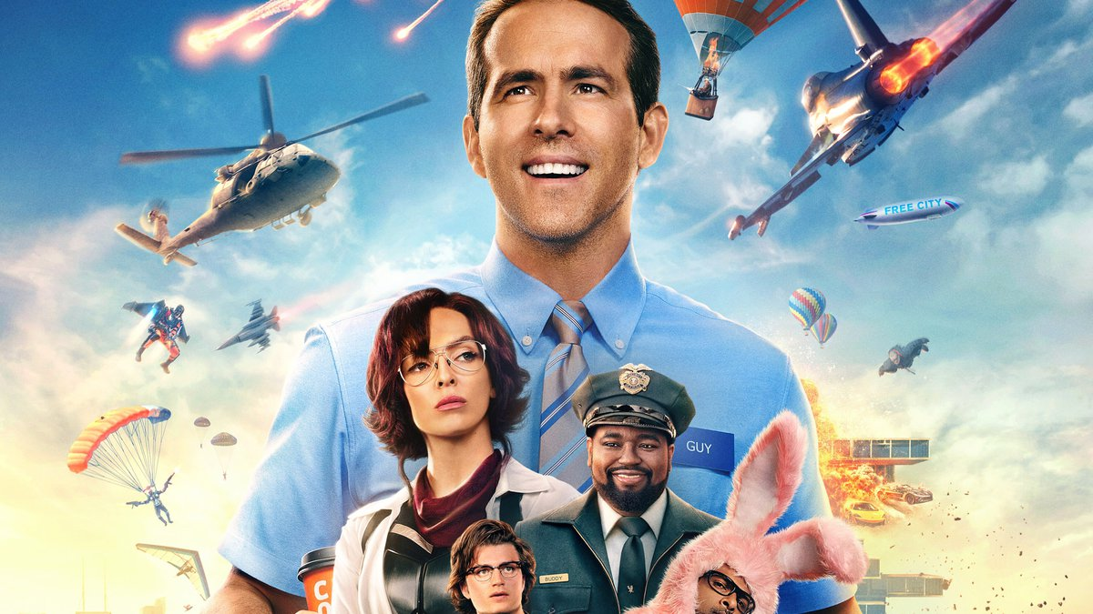 Ryan Reynold's performance is perfect in this enjoyable action comedy.