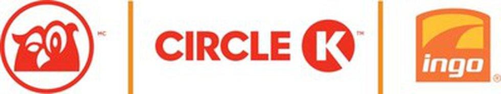 Circle K Stores Inc. Logo (CNW Group/Circle K Stores Inc.)