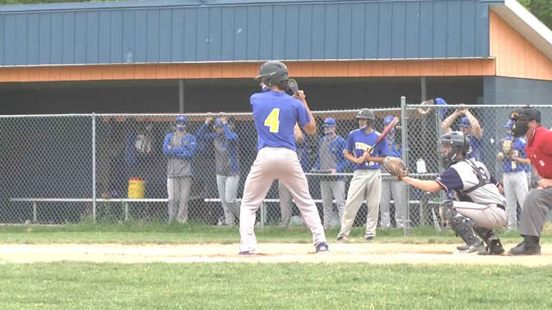 It was a rare Sunday afternoon Memorial Day weekend doubleheader on the high school diamond as...