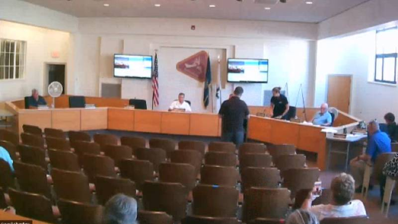 A special Ogdensburg City Council meeting Monday night was abruptly cut short following a back...