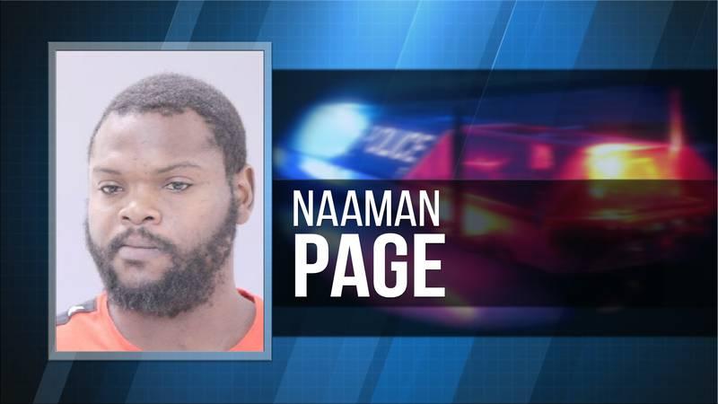 Naaman Page
