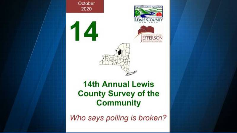 2020 Lewis County Survey of the Community