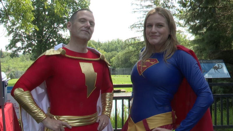 From super heroes to video game characters and everything in between, Zoo New York hosted the...