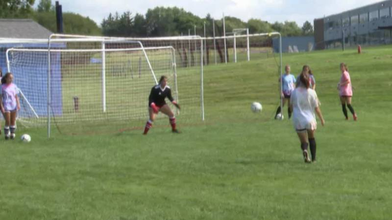 The Lowville girls' soccer team hopes it can remain the dominant force in the Frontier League B...