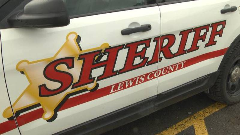 Lewis County Sheriff's Department patrol car