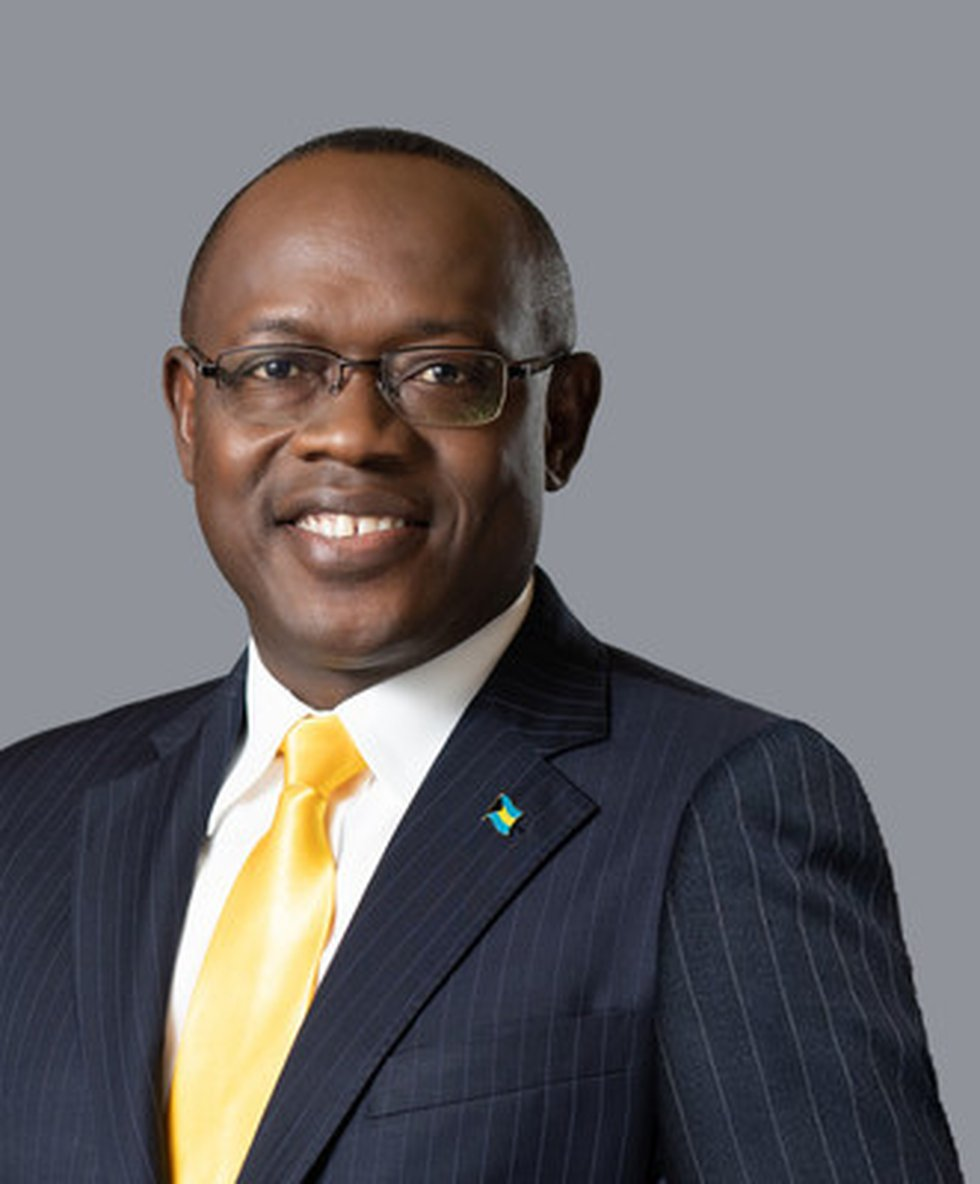 Deputy Prime Minister, the Honourable I. Chester Cooper, Minister of Tourism, Investments and...