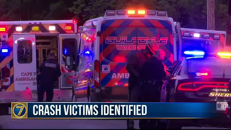 A detective with the Jefferson County Sheriff's Office reports two people involved in a serious...