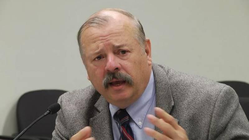 Watertown City Manager Rick Finn