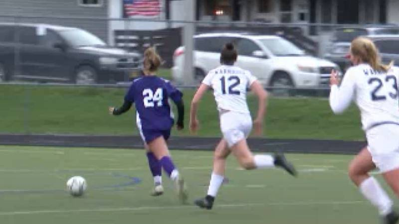 Watertown soccer player Delaney Callahan had a chance to play in a national tournament with a...