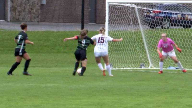 It wasn't a good day for the hosts as Jefferson Community College fell 9-0 to visiting North...