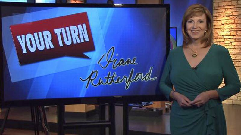 Your Turn with Diane Rutherford
