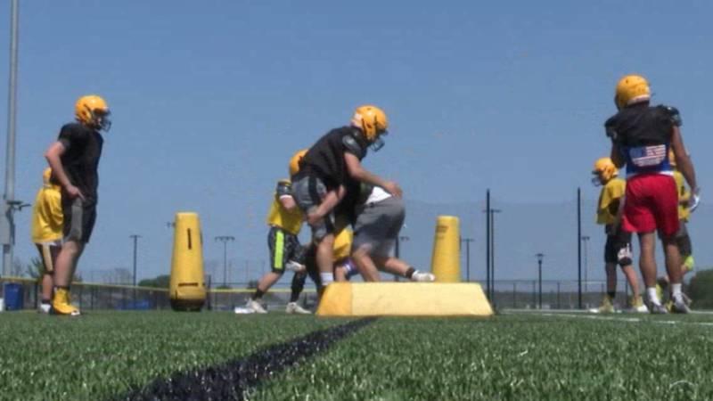 The South Jefferson football team is returning 11 seniors this season.