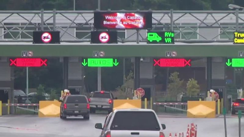 WWNY  Stefanik in favor of reopening U.S. - Canadian border in phases