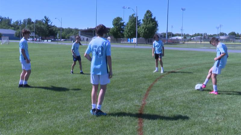Five north country soccer players will be making the trip to Hammonton, New Jersey this weekend...