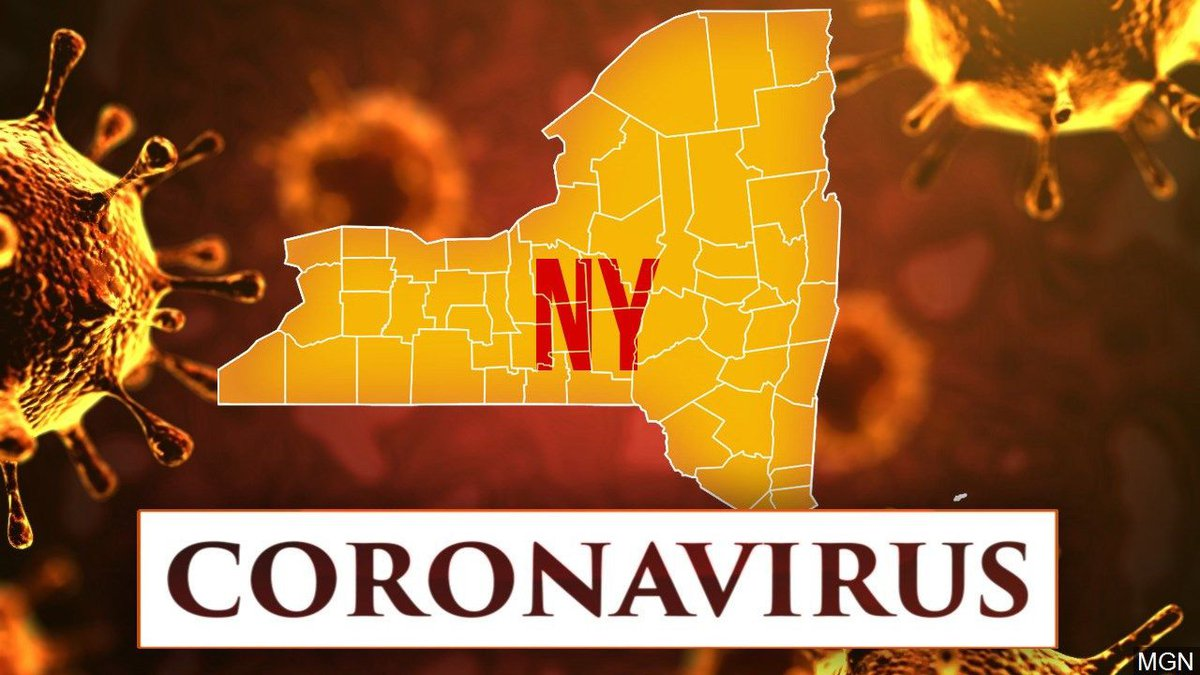 New York coronavirus