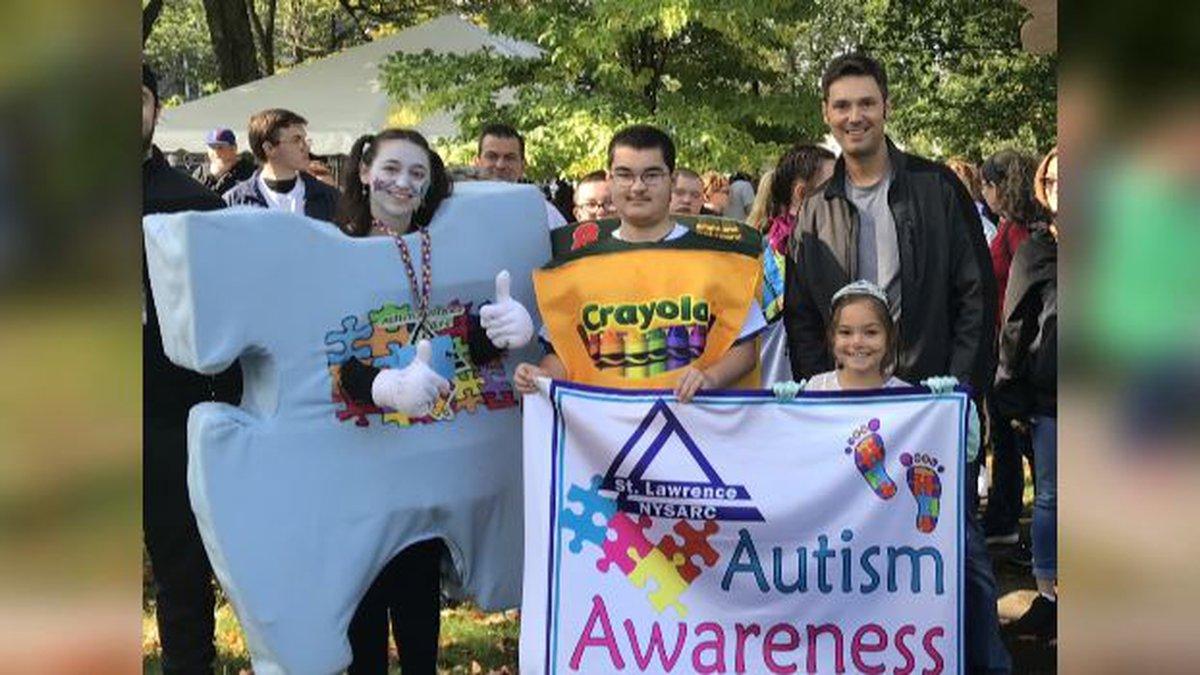 Canton's Autism Awareness Walk raised $15,000