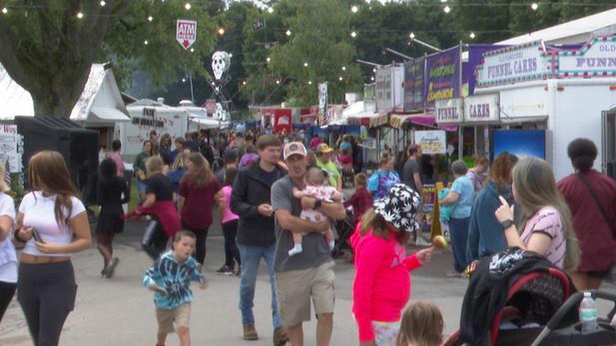 Lewis County Fair