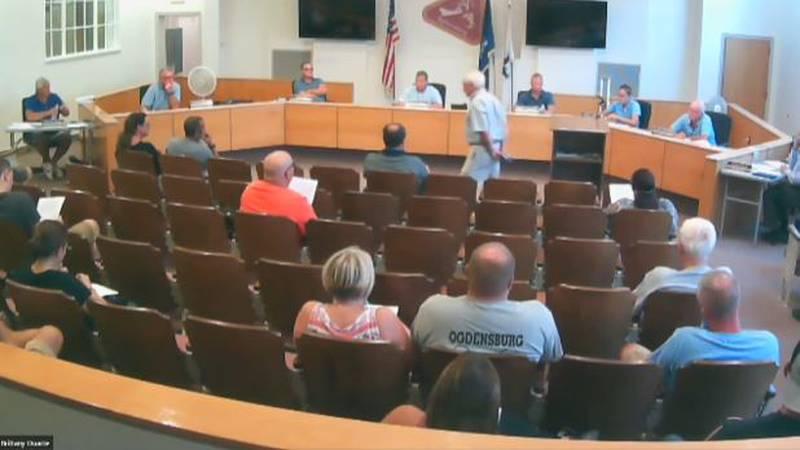 Ogdensburg City Council