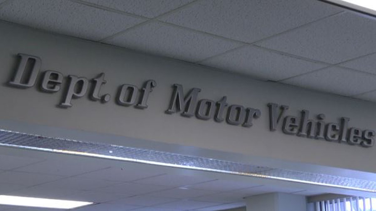 Police departments across the state won't be able to access Department of Motor Vehicles or DMV...