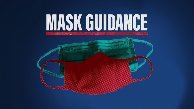 The state says student-athletes must wear masks while participating in indoor sports,...