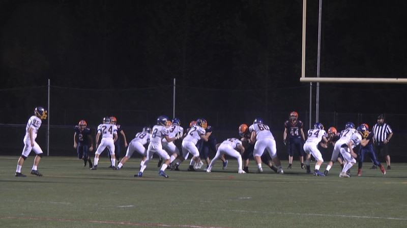 The regular season in high school football wrapped up this Saturday with sectional playoffs...