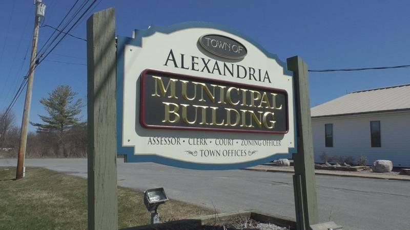 Town of Alexandria Municipal Building