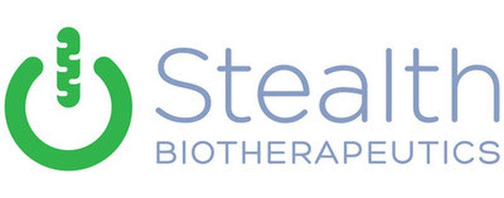 Stealth BioTherapeutics Logo (PRNewsFoto/Stealth BioTherapeutics) (PRNewsfoto/Stealth...