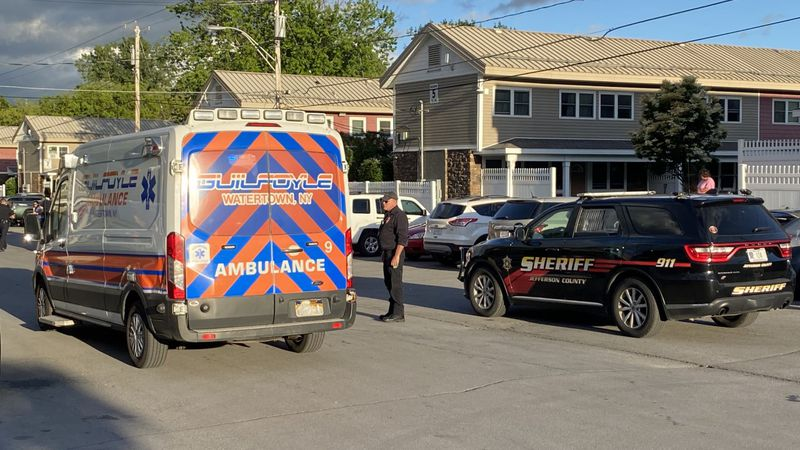 Three teens were stabbed Tuesday night at East Hills Apartment in Watertown.