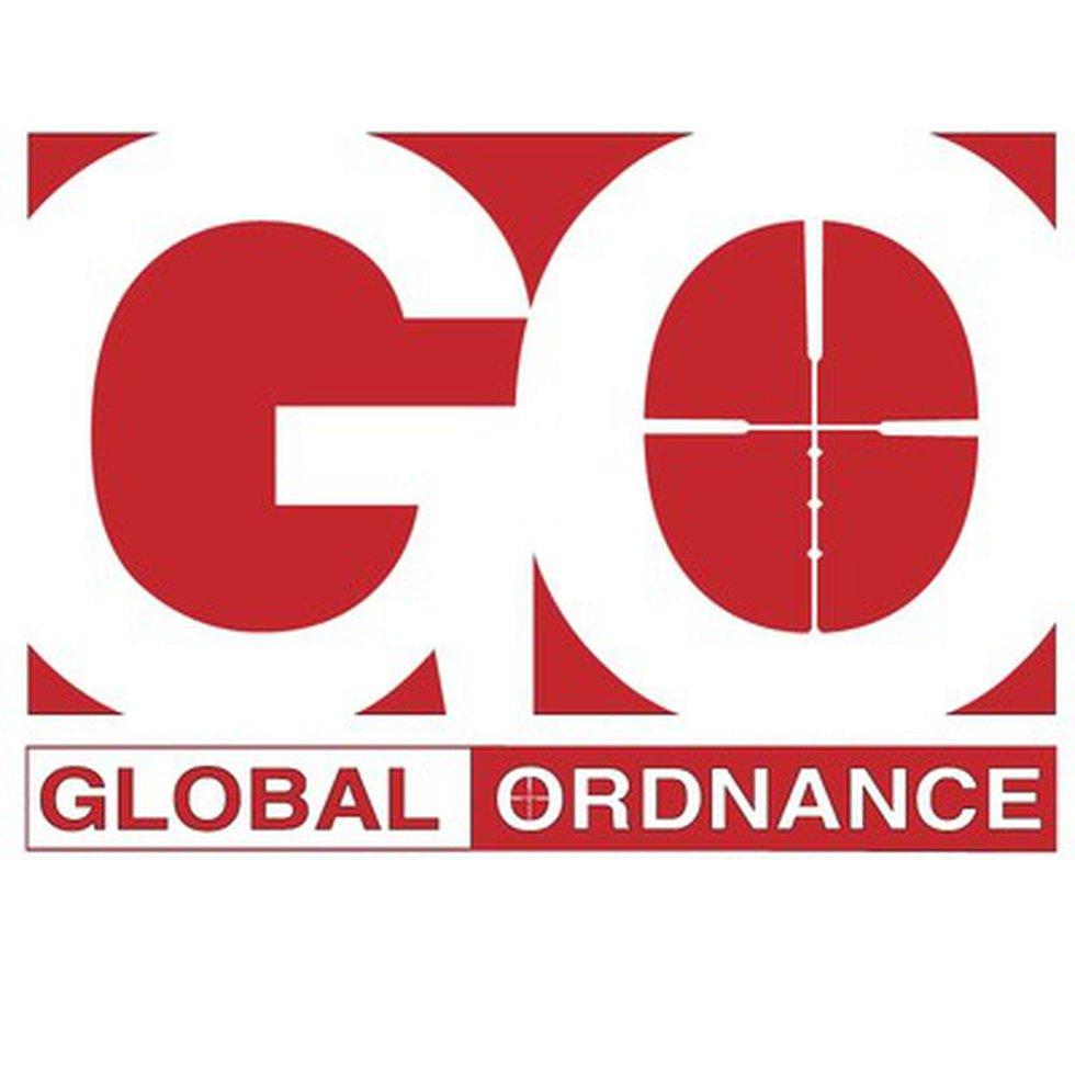 Global Ordnance Logo (PRNewsfoto / Global Ordnance LLC)