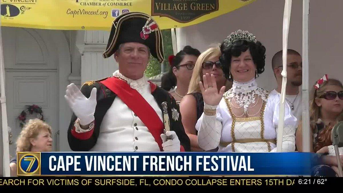 Cape Vincent French Festival