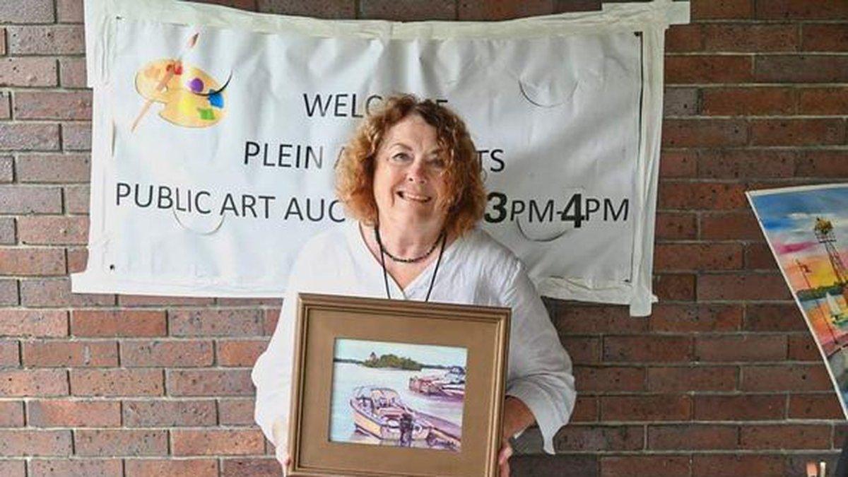 First prize, Barbara Jablonski, Pittsford, NY