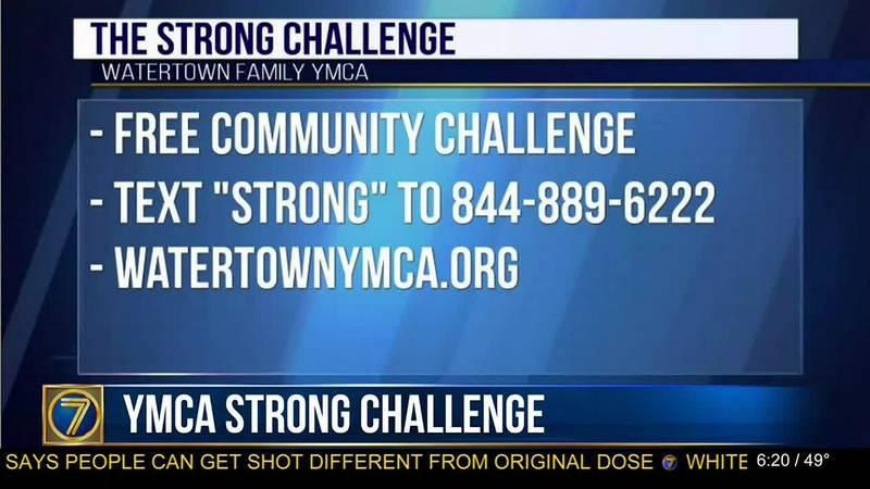 Watertown YMCA Strong Challenge