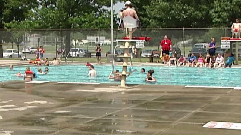 File photo of Alteri pool at Watertown fairgrounds.