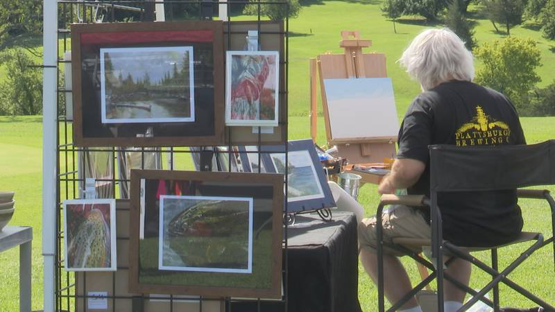 The 12th Annual Artists on the Point
