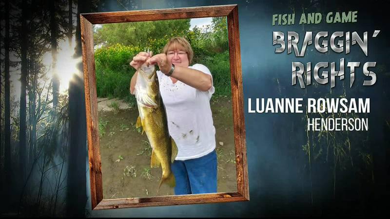 Braggin' Rights: More big fish