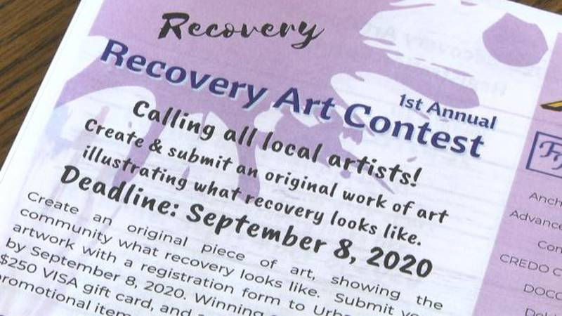 An art contest is underway at the Watertown Urban Mission to help those struggling with...