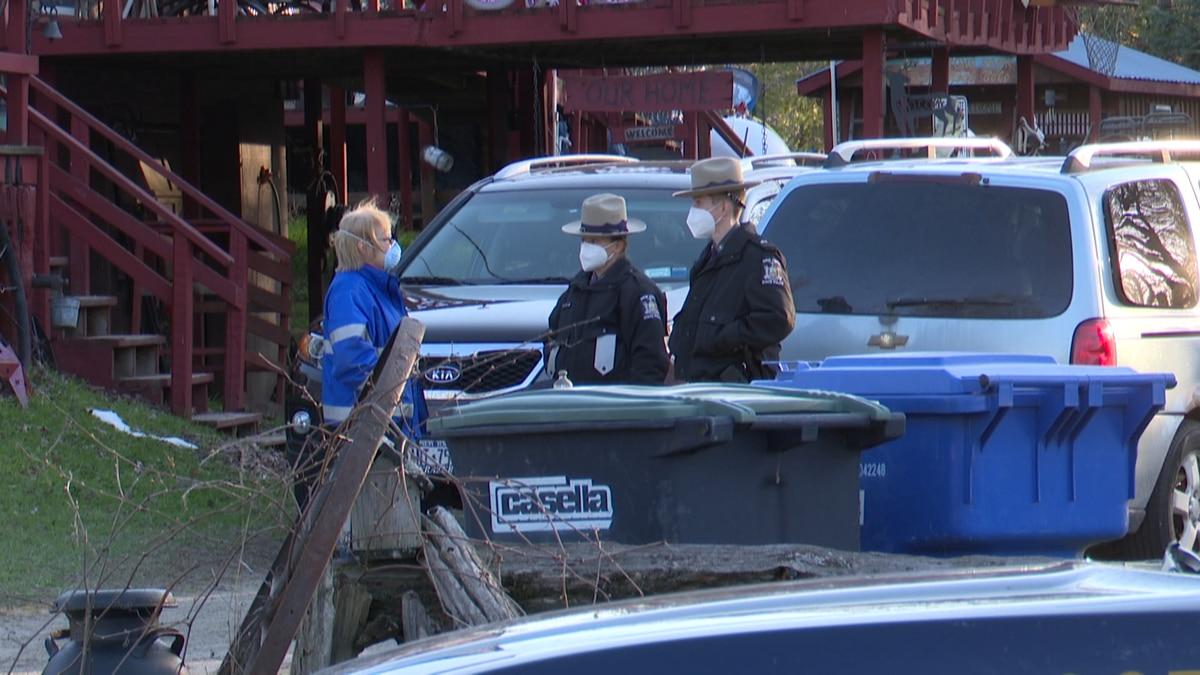 Two people dead after apparent carbon monoxide poisoning