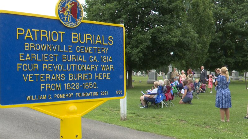 In the North Country, history runs deep - all the way back to the war that helped create America.