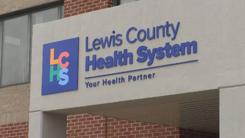 Lewis County General Hospital has a new logo, a new promise, and a new name.