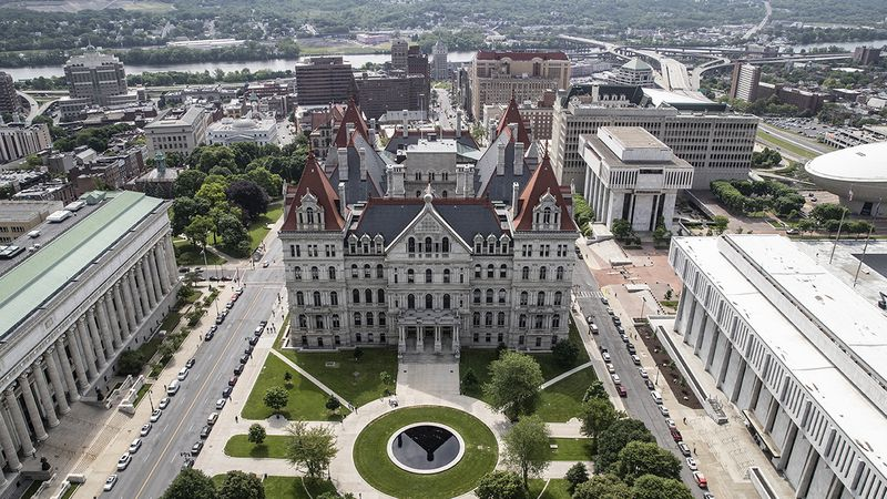 June 7, 2018 - Albany, NY -  (Mike Groll/Office of Governor Andrew M. Cuomo)