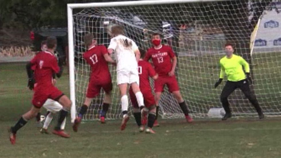 Parishville-Hopkinton and Madrid-Waddington battled to a 1-1- tie in Northern Athletic...